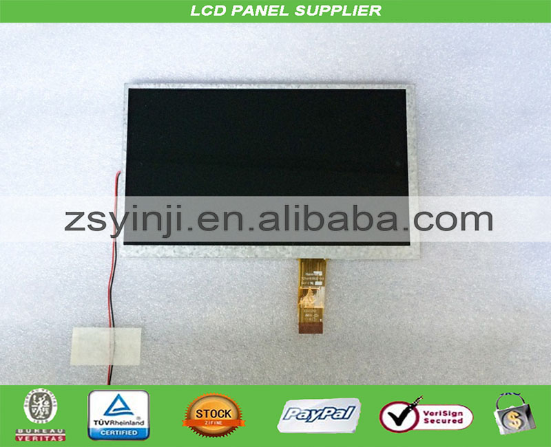 7.0 lcd screen for DOP-B07S211 DOP-B07S200 DOP-B07S2017.0 lcd screen for DOP-B07S211 DOP-B07S200 DOP-B07S201