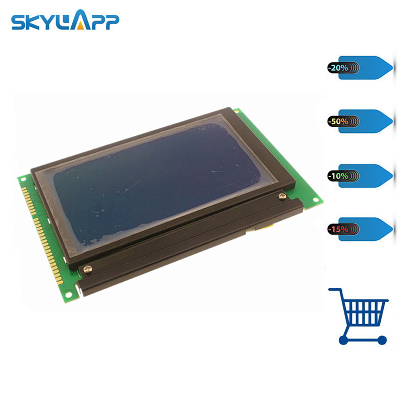 skylarpu 5.1 inch LCD display screen Panel For HITACHI LMG7420PLFC-X LMG7420PLFC Embroidery machine LCD screen display Panel skylarpu new 5 1 inch lcd display screen panel for lmg7420plfc x lmg7420plfc embroidery machine lcd screen display panel