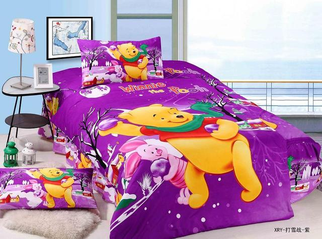 winnie the pooh bedding sets girl s children s bedroom decor