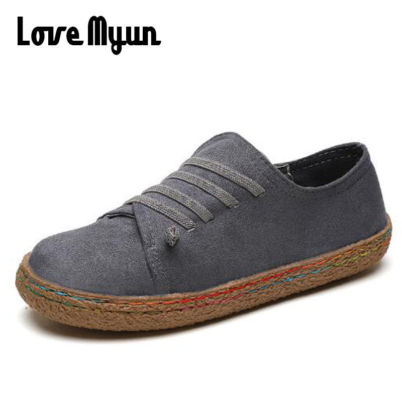 2018 fashion sneakers concise style shoes women Breathable comfortable flats casual loafers girls slip on Student shoes SA-55 lin king fashion pu leather women flats shoes round toe loafers comfortable slip on casual shoes solid breathable girl lazy shoe