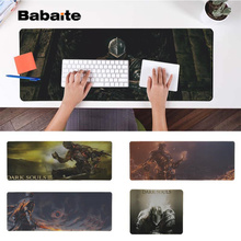 Babaite Your Own Mats dark souls  Locking Edge Mouse Pad Game Free Shipping Large Keyboards Mat