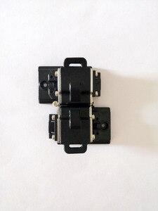 Image 2 - Livraison gratuite 1 paire Original AUA fibre gaine pinces porte fibres pour AUA A 81S A 80S FS 60E FS 60F FS 60C Fusion épisseuse