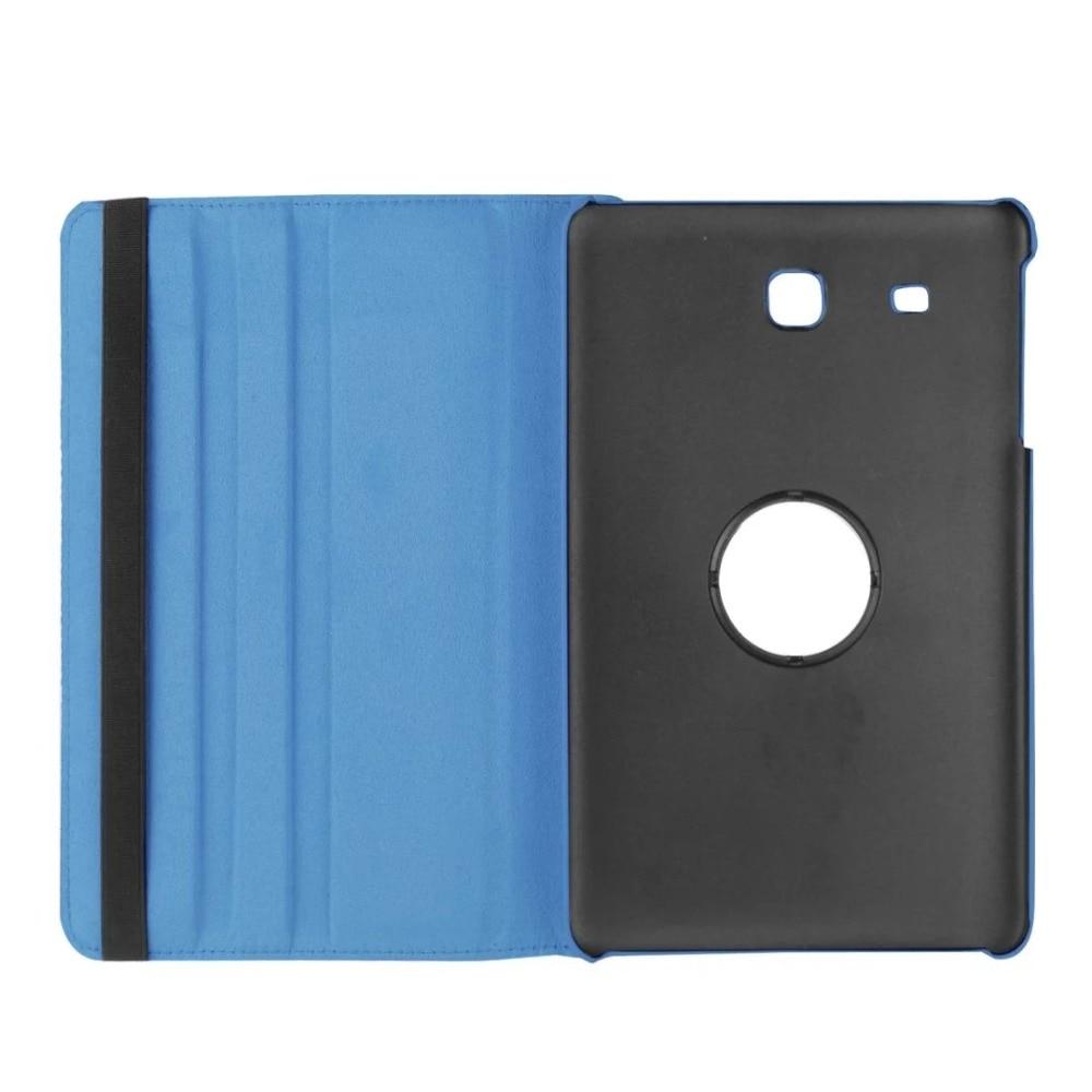 Galaxy Tab A 7.0 Smart 360 pöörlev Litchi PU nahast kaitseümbris - Tahvelarvutite tarvikud - Foto 4