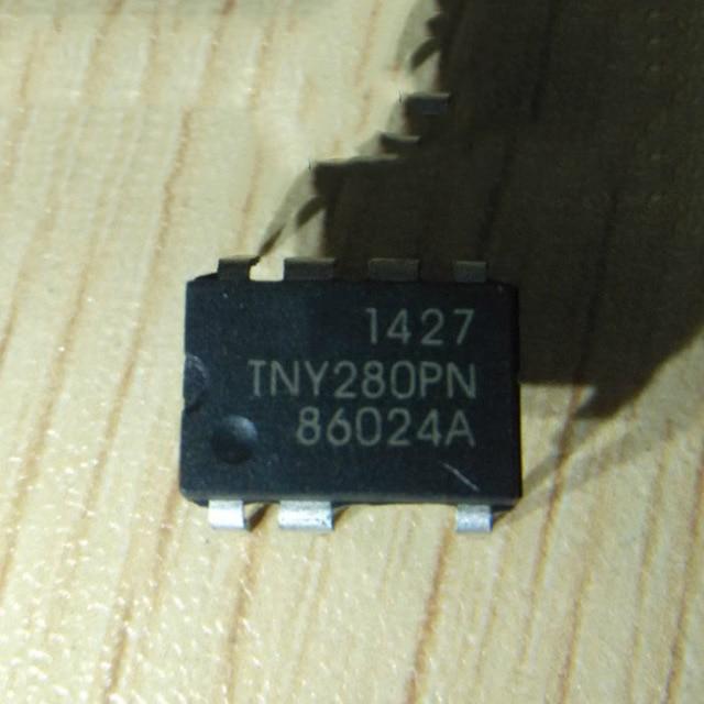 10pcs/lot TNY280PN TNY280P TNY280 DIP-7 New Original In Stock