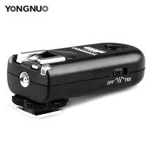 1 STKS YONGNUO RF 603 II Flash Trigger Enkele Transceivers Set Ontspanknop voor Nikon RF 603 II