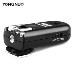 Image 1 - 1PCS YONGNUO RF 603 II Flash Trigger Single Transceivers Set Shutter Release for Nikon RF 603 II