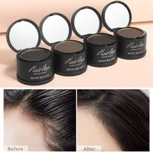 Waterproof hairliner powder in hair color Edge control Hair Line Shadow