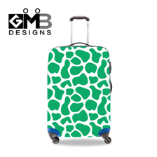 Pattern cover luggage