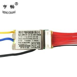 Image 5 - Alta calidad, 13s, bms, 48v, baterías de litio bms, voltaje de carga 54,6, 15a, bms, pcm