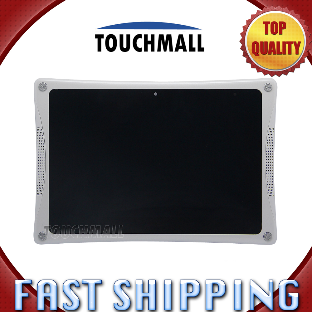 For Nabi DreamTab (DMTAB-NV08B) Replacement Digitizer LCD Display Touch Screen Glass with Frame Assembly 8-inch White For Tablet lcd screen assembly for apple iphone 4 4g lcd display touch screen digitizer pantalla with frame bezel replacement black white