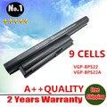 [ NO CD ] venta al por mayor nuevos 9 celdas de la batería del ordenador portátil para SONY VPC-E1Z1E VAIO VPC-EA1 VPC-EA12EA / BI VPC-EA12EG / WI VGP-BPS22 VGP-BPS22A