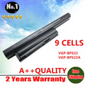 [ NO CD  ] wholesale New 9 CELLS laptop battery For SONY VPC-E1Z1E VAIO VPC-EA1 VPC-EA12EA/BI VPC-EA12EG/WI VGP-BPS22 VGP-BPS22A