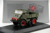 Diecast Model 1:43 Scale Mercedes Benz Unimog U401 Military Off Road Truck Vehicles Toy Model for Boy Gift,Decoration,Collection