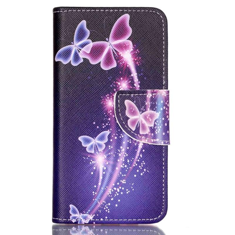 Fundas för iphone 6 täcka Fashion Design Flip läder plånbok för - Reservdelar och tillbehör för mobiltelefoner - Foto 2