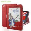 High Quality Tablet Case For APPLE iPad Mini 123 Peter Rabbit Cartoon Animation Protective Shell  Intelligent Sleep