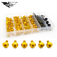 For SUZUKI GSX S750 GSX S GSX 650F 750 1000 1250 1400 Motorcycle Full Fairing Kit windshield moto cover Bolts Nuts Screws