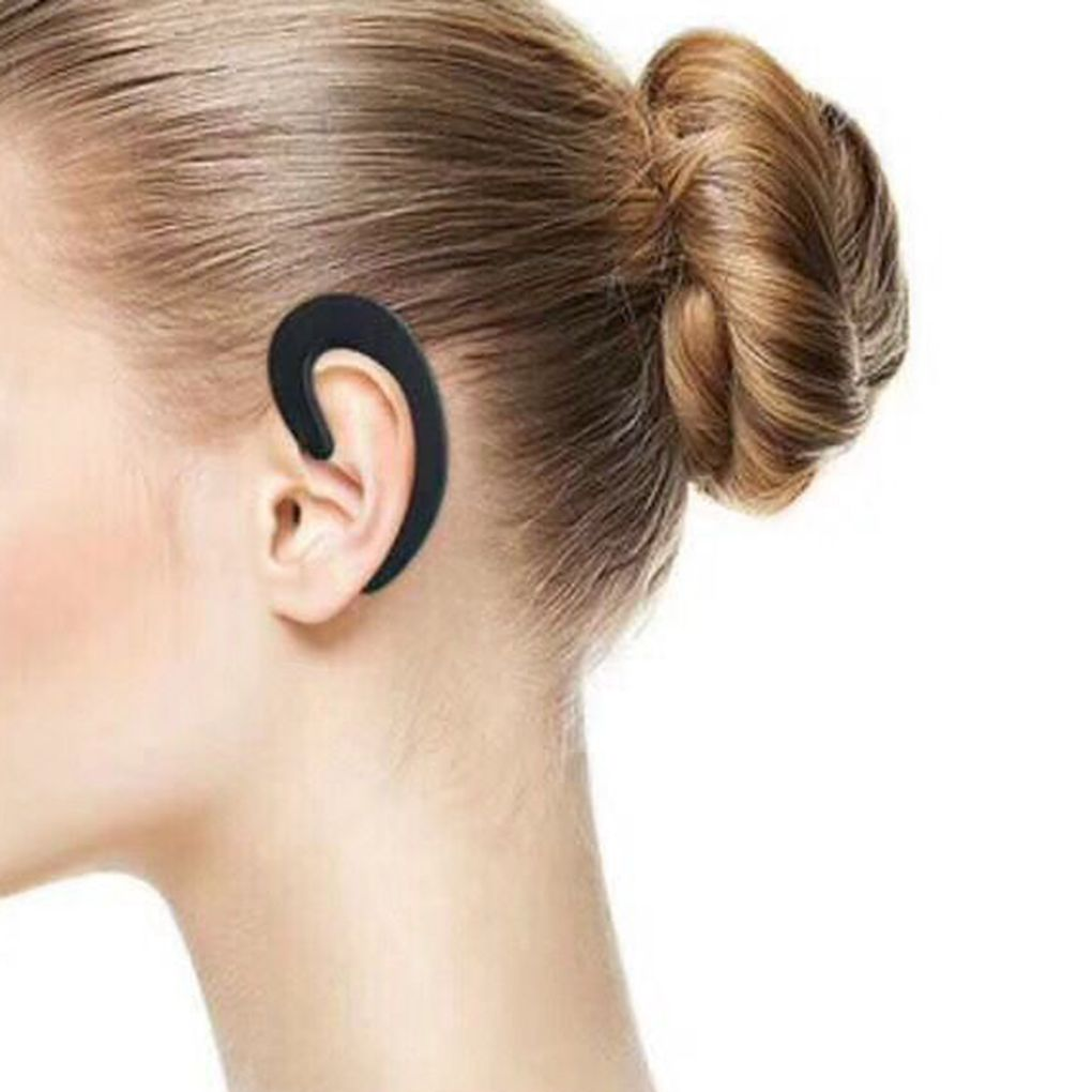 Ear-hook Bluetooth Headphones Stereo Wireless Headset Painless Wearing Microphone Earbuds for IOS/Android