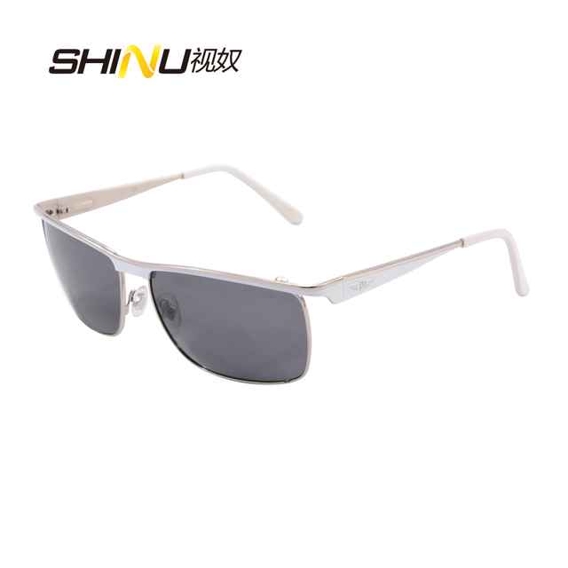 177f5625368b Half Rim Metal Men Sunglasses Polarized Lenses UV400 Sports Outdoor Cheap Sunglass  Fishing Glasses Brand Designer 8404