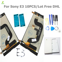 AAA 100 Tested For SONY E3 Display With Touch Screen Digitizer Assembly Display For SONY E3