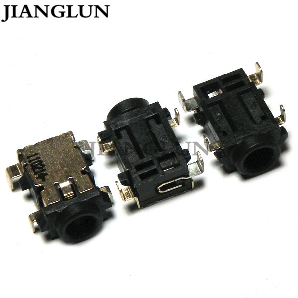 JIANGLUN 5X New DC Power Jack Connector Socket Plug For Samsung Series 5 Chromebook