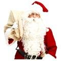 SAF-Santa Claus Wig + Beard Set Costume Accessory Adult Christmas Fancy Dress