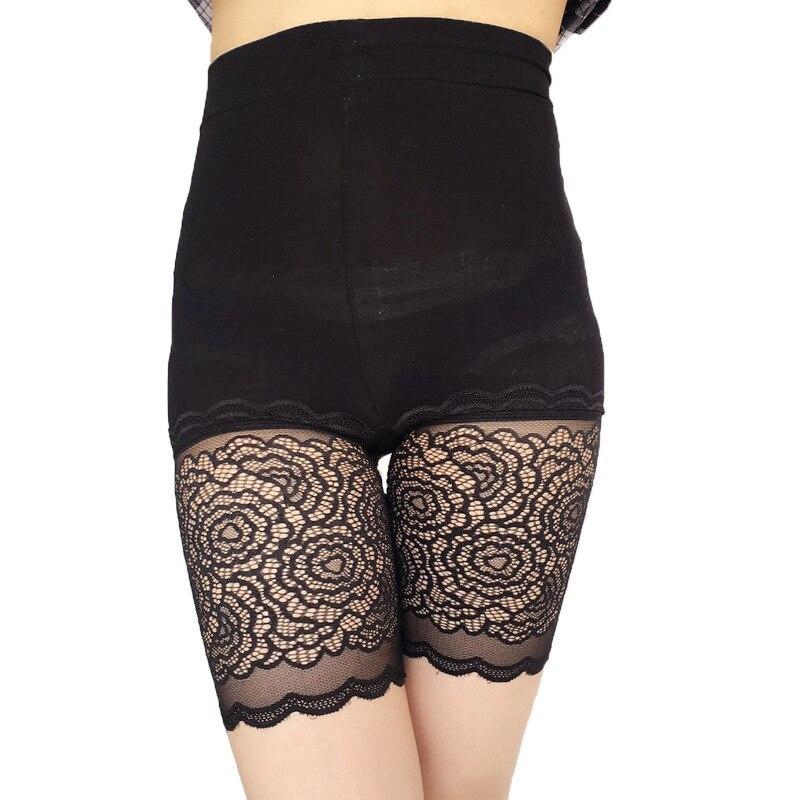 2018 summer sexy lady lace   short   women   shorts   elasticity stretch capris girl white khaki gray sexy transparent   shorts   plus size