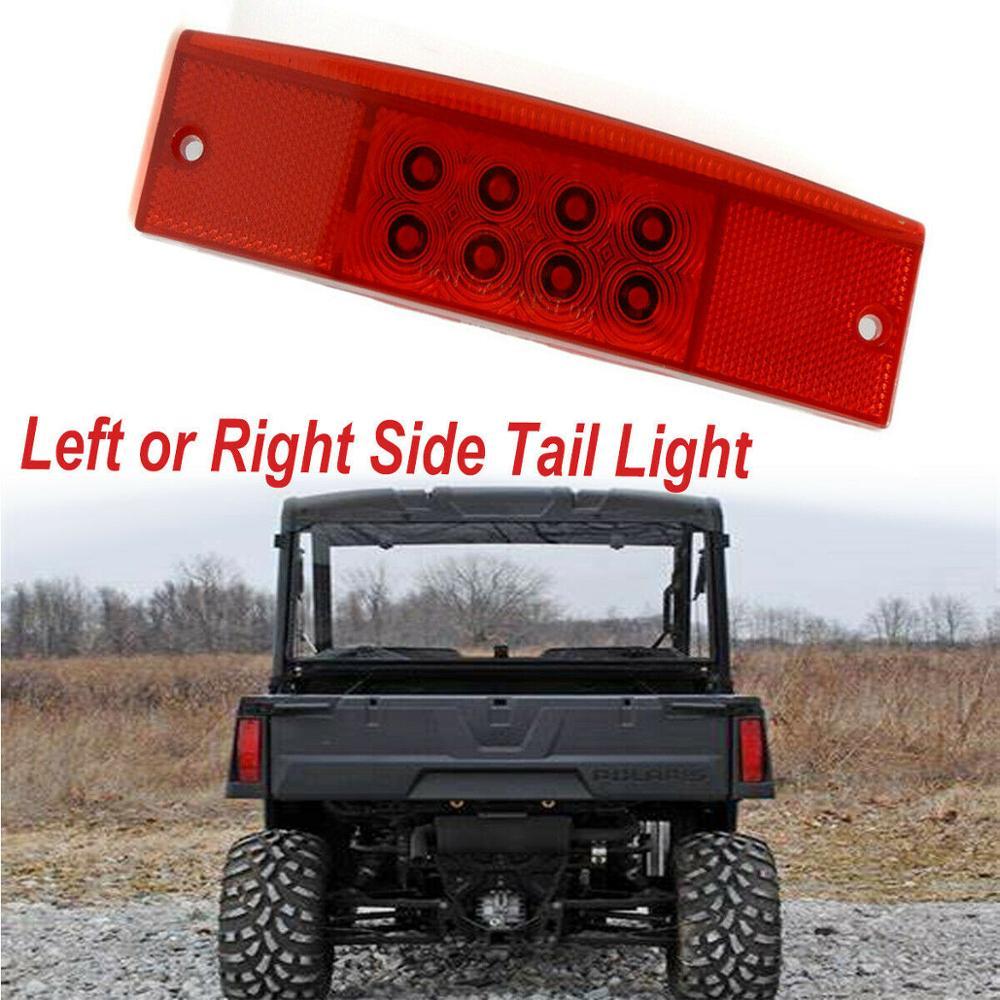 KEMIMOT Rear Tail Light Brake Light for POLARIS RANGER 400 570 800 EFI MIDSIZE Ranger 500 Ranger Razor RZR 400 2411450