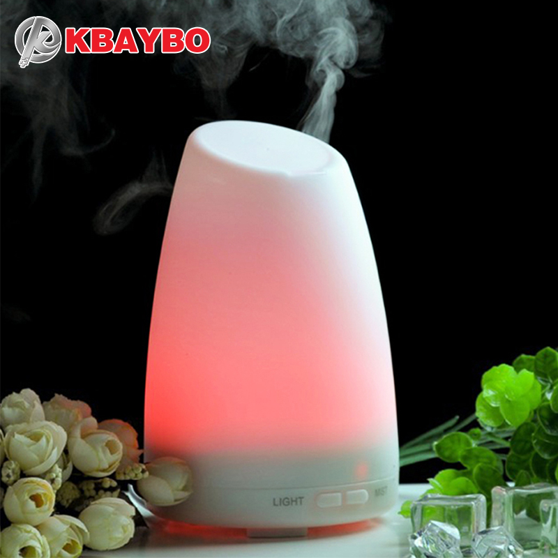 Ultrasonic Humidifiers Aroma vaporizer essential oil diffuser LED Light For home air purifier Aromatherapy Diffusers mist maker цены онлайн