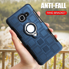 Luxury Armor Case For Samsung Galaxy J7 Max Plus Prime Neo Nxt Core Silicone Phone Back Cover Ring Shockproof Hard