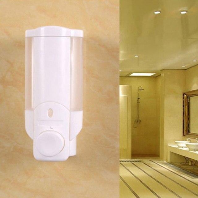 450 ml seifenspender wandmontage sanitizer dusche bad shampoo dispenser waschraum badezimmer zubehr - Seifenspender Dusche Wandmontage