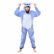Flannel Sleepwear  Cartoon Hooded