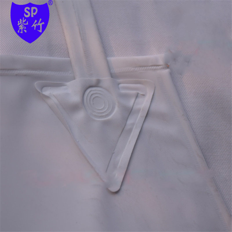 Waterproof Aprons Pvc Aprons Protective Apron White Anti-oil Apron Pure White And Translucent Security & Protection Safety Clothing