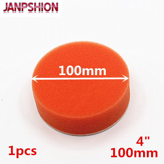 JANPSHION 100mm Gross Polishing Buffing Pad 4