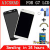 Best Quality Grade AAA For Huawei G7 LCD Screen With Touch Screen Digitizer With Frame Assembly