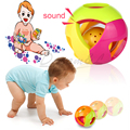 2016 New Design style baby rattles baby toys 0-12 months Learning Educational Toys Plastic ball Hand rattles/Safety material
