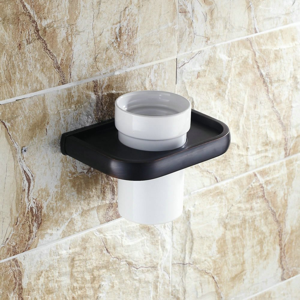 Beelee BA7404B OiL Rubbed Bronze Finish Wall Mounted Solid Brass ...
