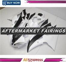 PEARL-WHITE Motorcycle Fairing Kit For Yamaha R6 2008 2009 2010-2014 Bodyworks