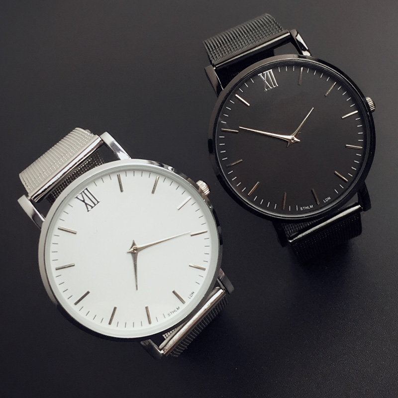 ot01 Watches Men Luxury Brand Quartz Watches Men steel Watch Casual Wristwatch Male Clock relojes hombre Relogio Masculino ot01 watches men luxury top brand new fashion men s big dial designer quartz watch male wristwatch relogio masculino relojes