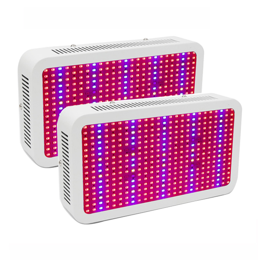 2pcs Full Spectrum Led Grow Light 400W Grow Lights For Plants Vegs Hydroponics Grow Bloom Flowering Aquarium Horticulture 90w ufo led grow light 90 pcs leds for hydroponics lighting dropshipping 90w led grow light 90w plants lamp free shipping