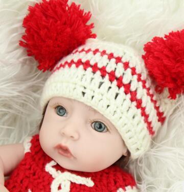 цены на The new best-selling realistic reborn baby boy doll children's body soft silicone reborn babies interactive toys в интернет-магазинах