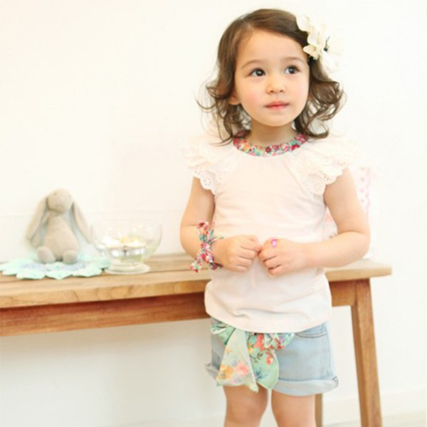 0-2Y-Kids-Baby-Girls-Clothing-Floral-Collar-T-shirts-Cute-Short-Sleeve-Tops-Blouses-Shirts-3