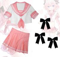 Anime Fate/Apocrypha Astolfo Cosplay Costumes Japanese Student Girls School Uniforms