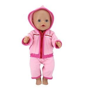 Image 2 - ตุ๊กตาใหม่กระโดดเหมาะสำหรับตุ๊กตาเด็ก 43 ซม.17 นิ้วตุ๊กตาเด็กทารกRebornตุ๊กตาเสื้อผ้า