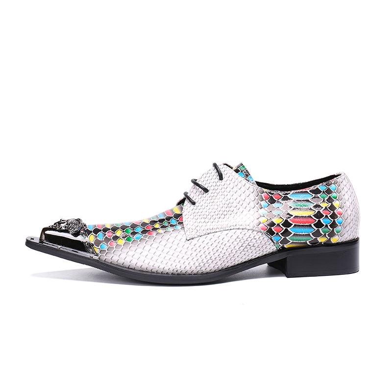 Decoración As Italianos Pisos Transpirable Picture Conducción Marca Casual De Chentel Dimitir Zapatos Noble Hombres Metal Cuero PqOAq76