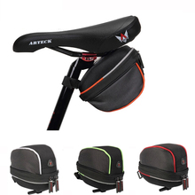Quality Bag ARTECK Mountain Bike after package bicycle Front saddle bags