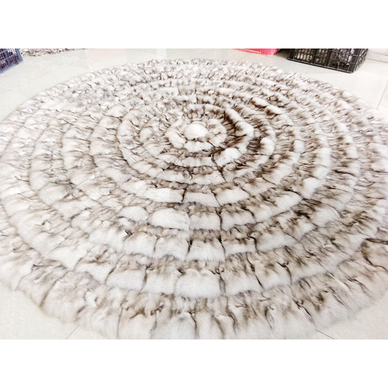 CX D 137 Round Shaped Blanket For Room Decoration Genuine