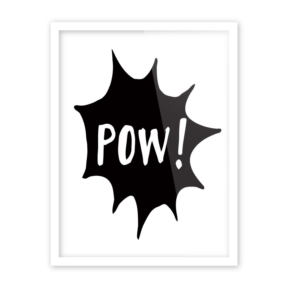Black and White Batman Poster Prints - Super Comics Online