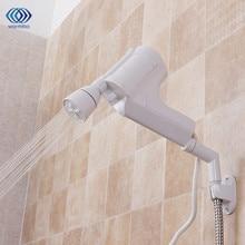 Бытовой электрический водонагреватель Горячая вода кран Ванная комната нагрева воды tankless проточный 220 В 3000 Вт