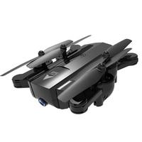 1080 P Wi Fi FPV системы камера 2,4 г складной RC Дрон GPS Quadcopter GPS следовать мне режим высота парение фиксированной точки круговой приложение управлен