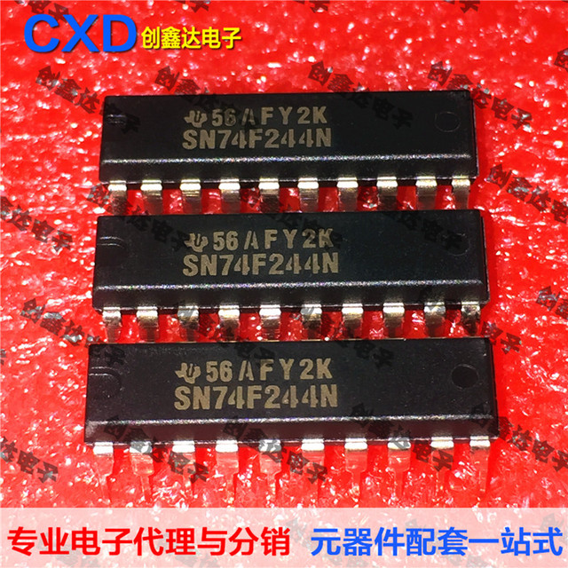 Freeshipping SN74F244N SN74F244
